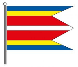 Vlajka - Stvrtok na Ostrove